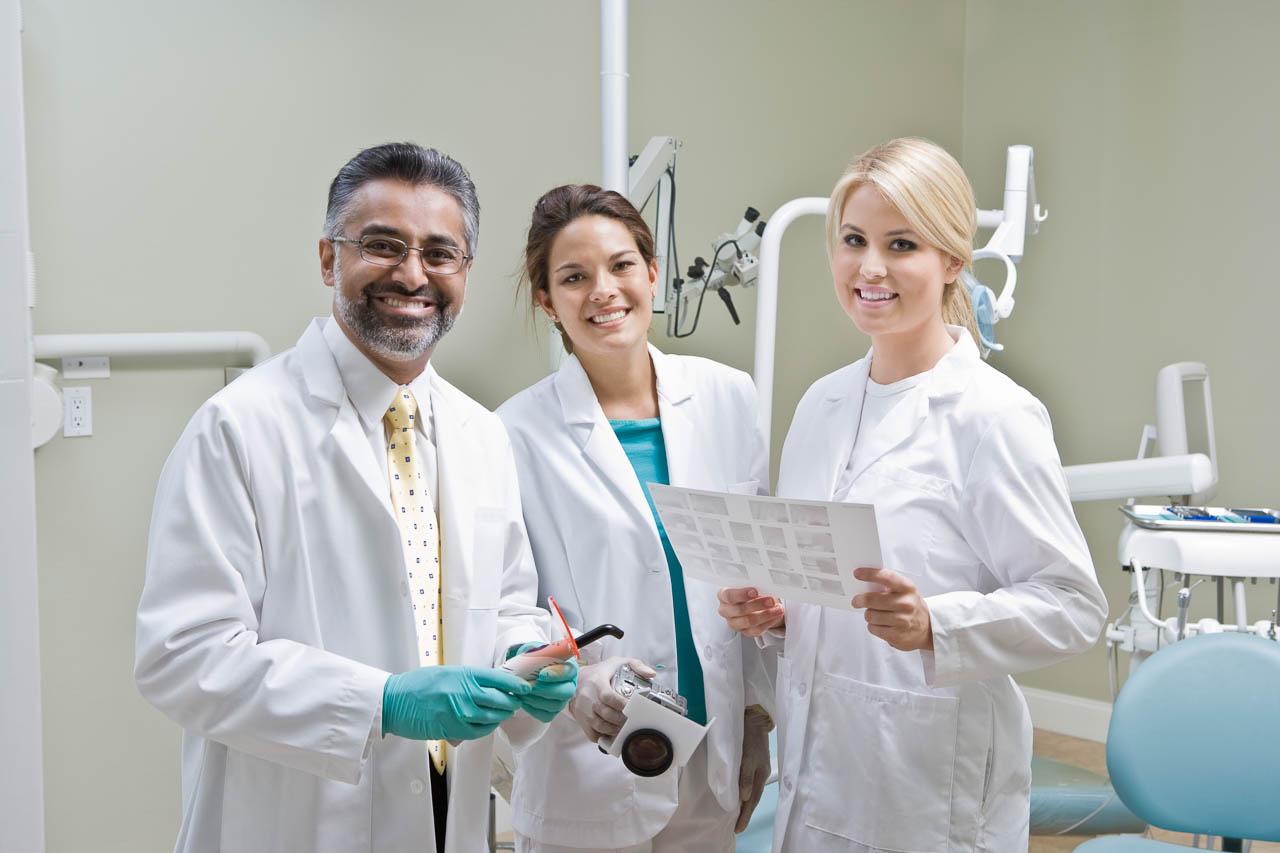 Basic explanation of dental x-rays